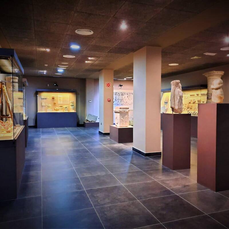 Visita al Museo Arqueológico de Medina Sidonia